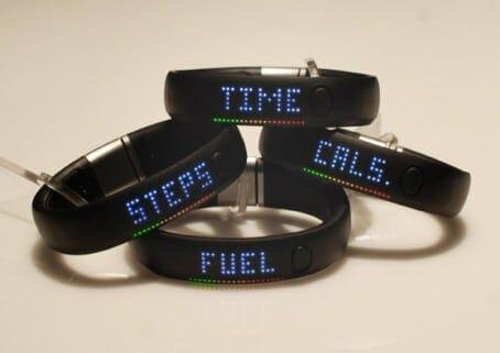 Nike Fuelband à la rescousse de la perte de poids?