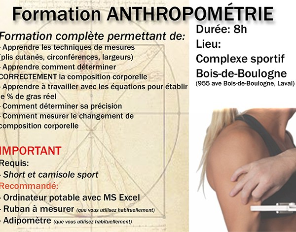 Formation anthropométrie v6