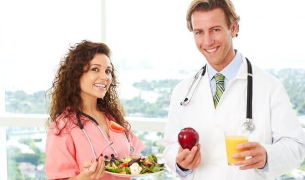 Je veux perdre du poids Docteur…