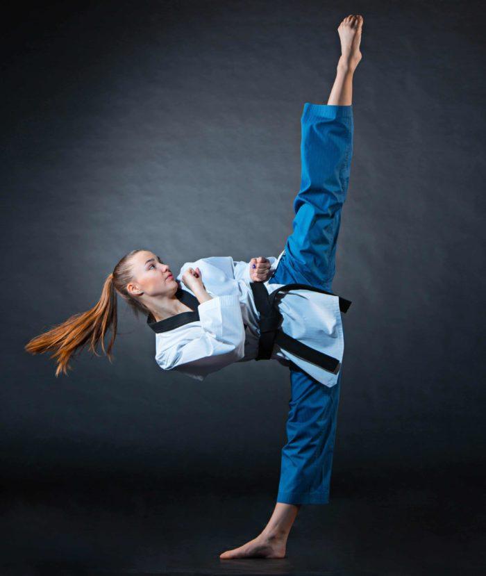 Préparation physique sports de combat
