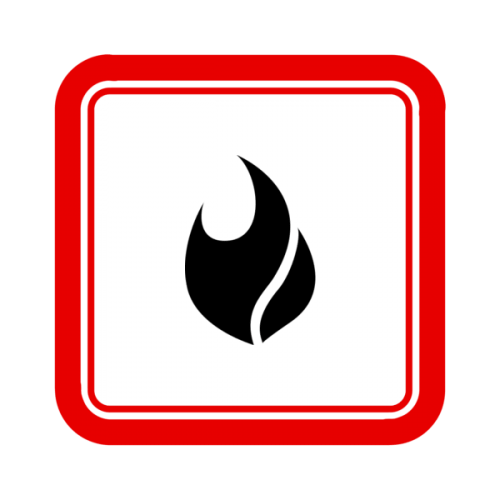 "Image du Badge ""Fire (1571)"" fourni par Alan Hussey, from The Noun Project sous Creative Commons - Attribution (CC BY 3.0)"