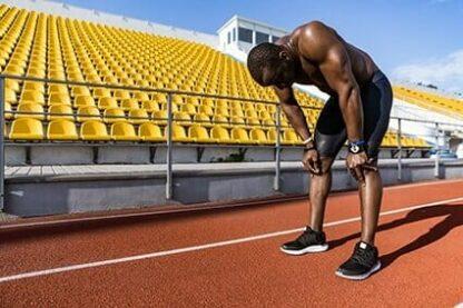 Entrainement récupération surentrainement sportif