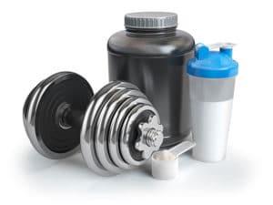 Glutamine suppléments sportifs