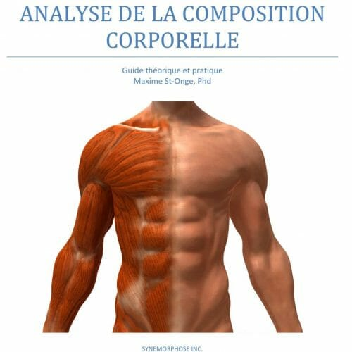 Analyse de la composition corporelle par anthropométrie 3.1