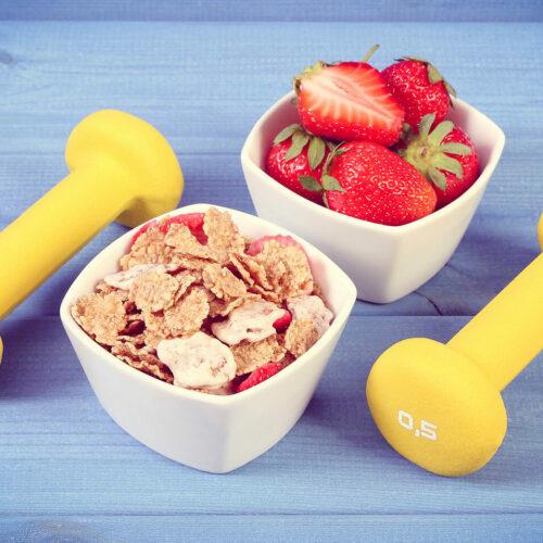 suivi perte de poids entrainement nutrition